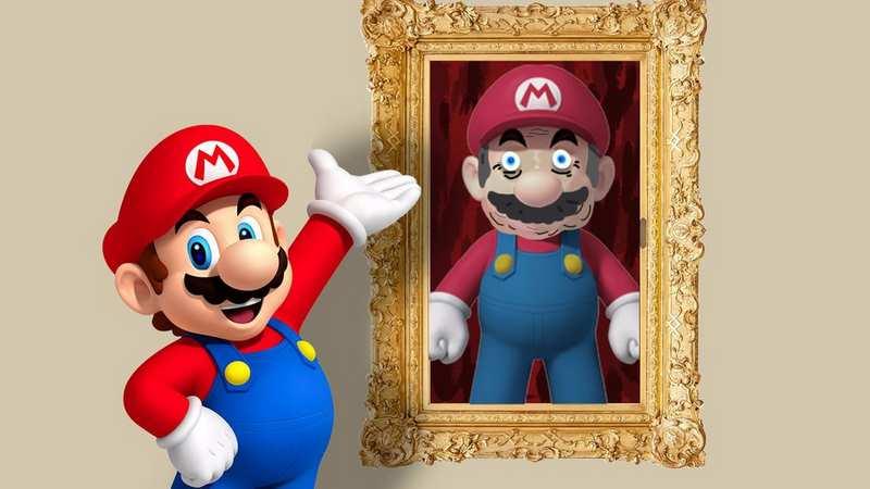 """8. Mario, creato nel 1981 da Shigeru Miyamoto e sicuramente uno dei personaggi più conosciuti di Nintendo, era conosciuto nella sua """"infanzia"""" come Jumpman."""