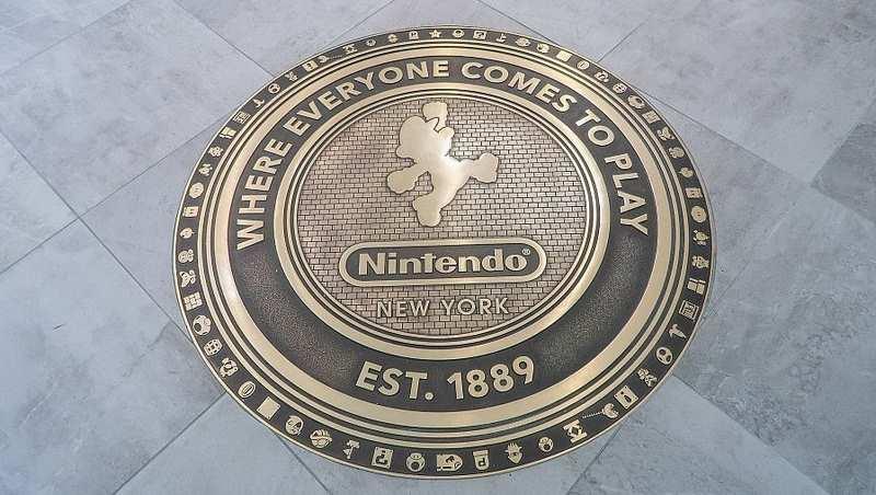 """9. Il termine """"Nintendo"""", tradotto in italiano, significa (più o meno) """"la fortuna che discende dai cieli""""."""