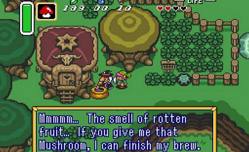 2. In Zelda: A Link To The Past c'è una stanza secreta. Nintendo bandì anche un concorso per scoprire il suo nascondiglio e mettendo in palio proprio questa stanza. Nessuno ha mai scoperto dove si trova.