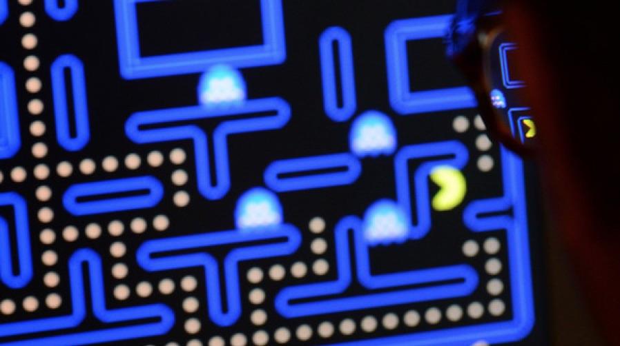 10. Pac Man vanta circa 38 giochi ufficiali e più di cento comparse come co-protagonista
