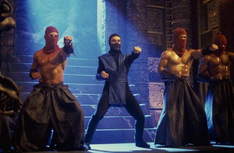 2. Mortal Kombat - 1995