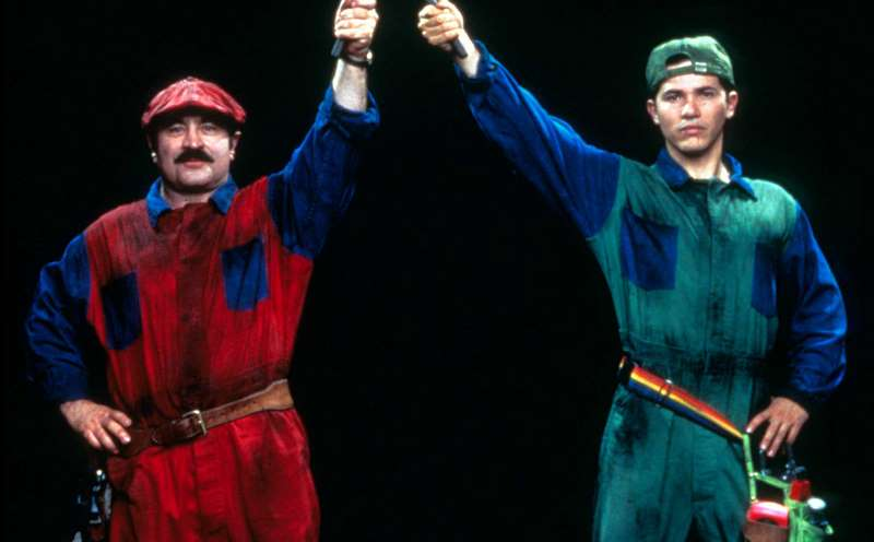 10. Super Mario Bros. - 1993