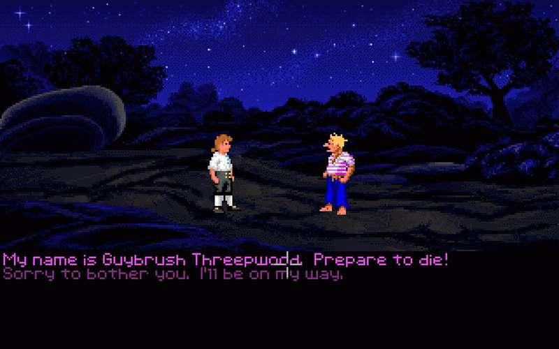1. Guybrush Threepwood