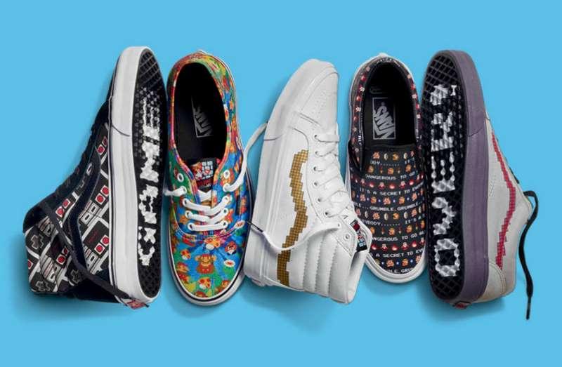 1. Sneakers da retrogamer