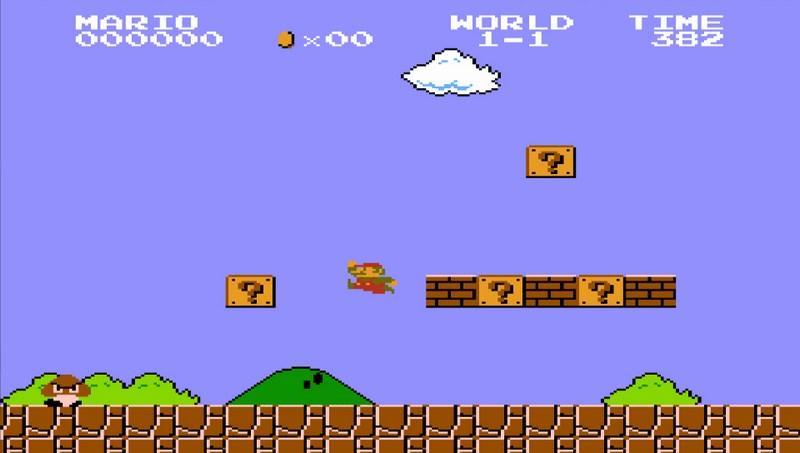 1. Super Mario Bros.