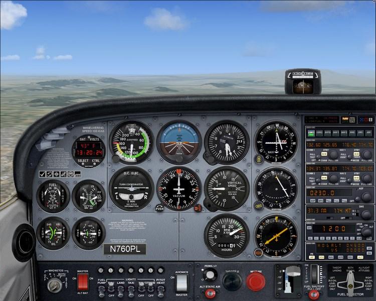 1. Flight Simulator