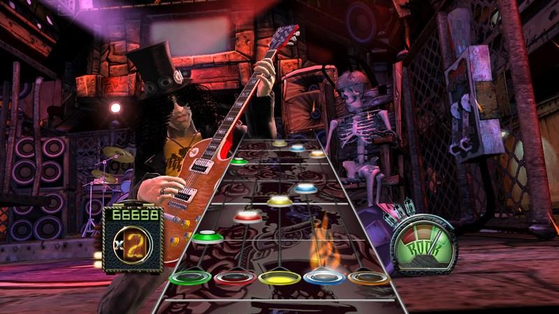 4. Guitar Hero
