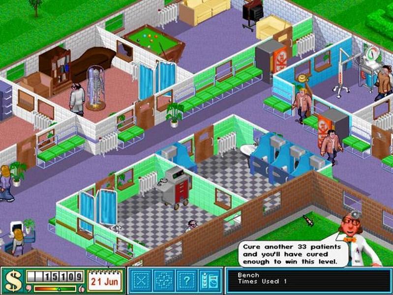 2. Theme Hospital