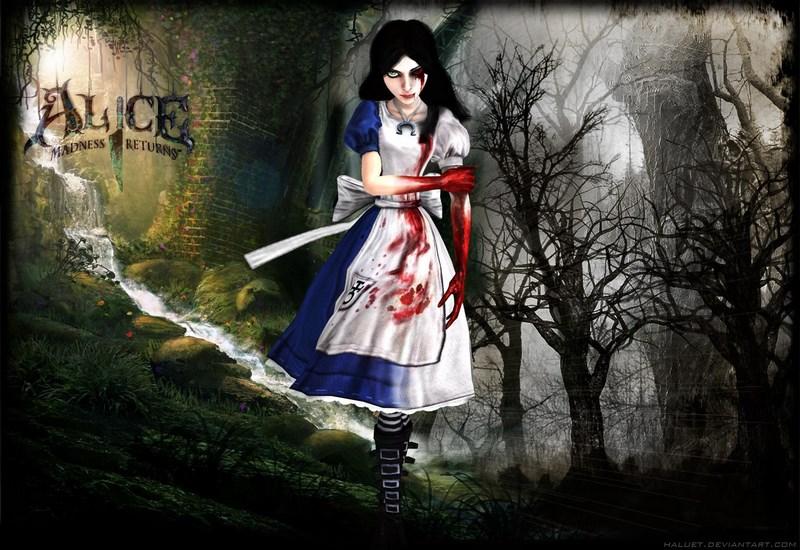 2. Alice Madness Returns