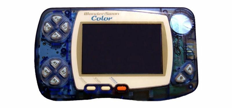 6. WonderSwan (Giappone, 1999) - era in grado di raggiungere una durata di 40 ore con una sola pila stilo. Uscì dal commercio nel 2003, dopo aver raggiunto un totale di 3,5 milioni di unità vendute.