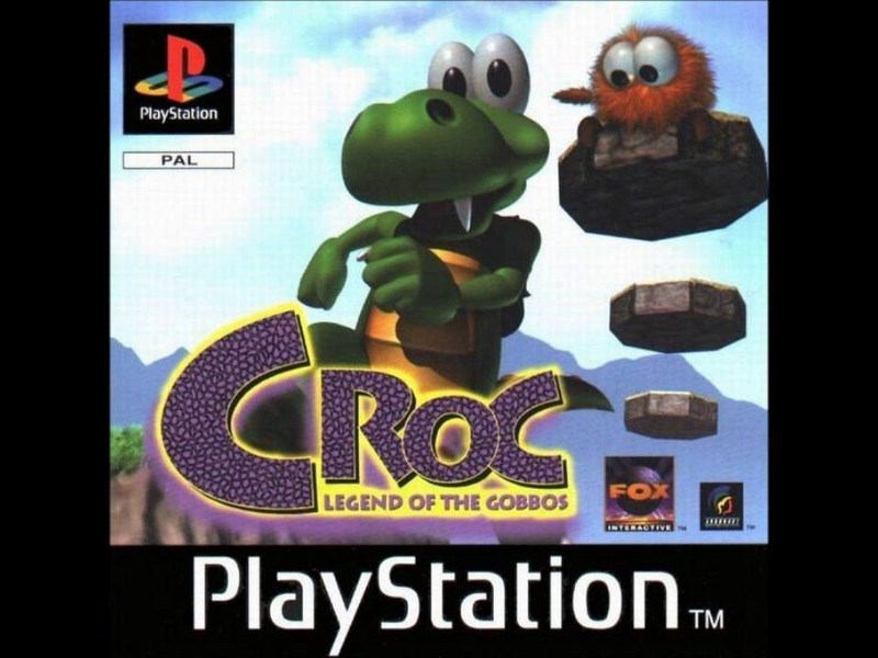 8. Croc (1997-1999)