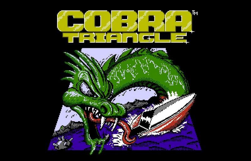 Cobra Triangle - NES