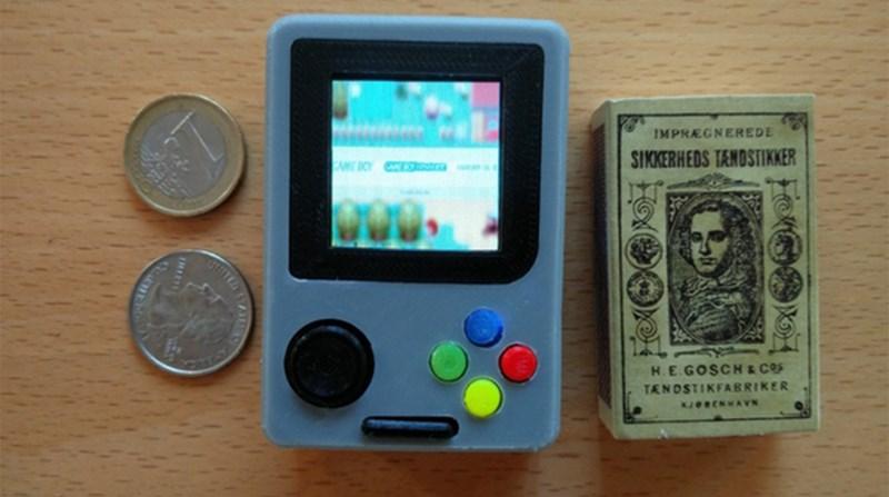Game Boy Nano