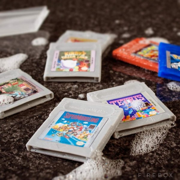 Saponette SNES e Game Boy