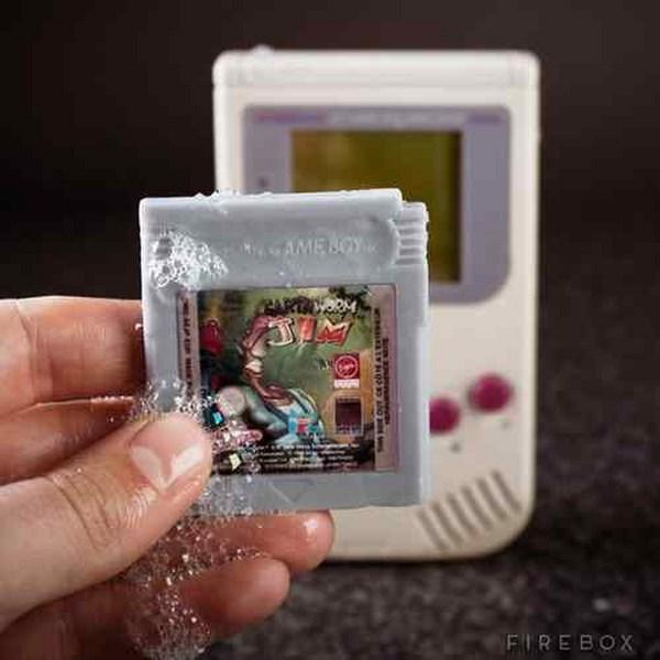 Saponette SNES e Game Boy