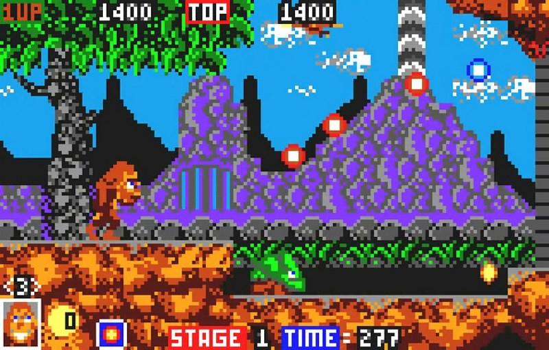 1. Toki - Atari, 1991