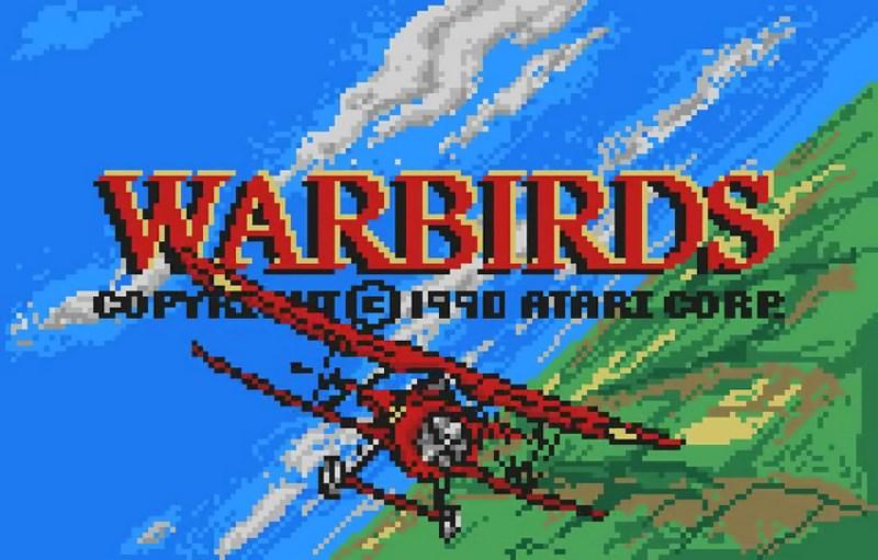 8. Warbirds - Atari, 1991