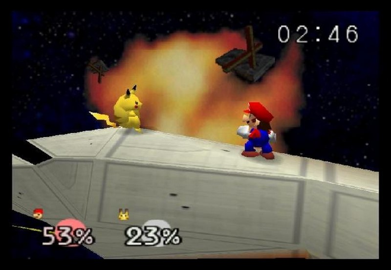 10. Super Smash Bros.