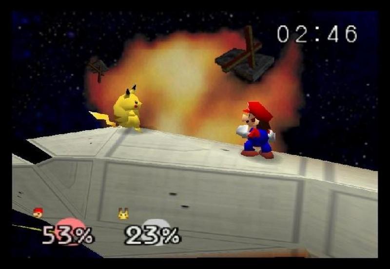 10. Super Smash Bros.