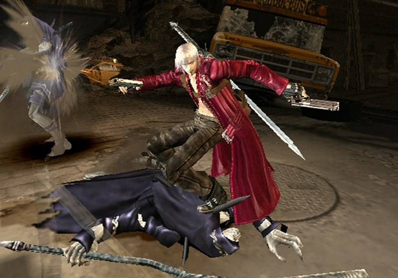 10. Devil May Cry 3