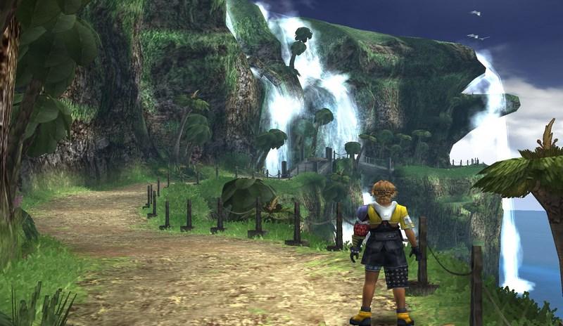 1. Final Fantasy X