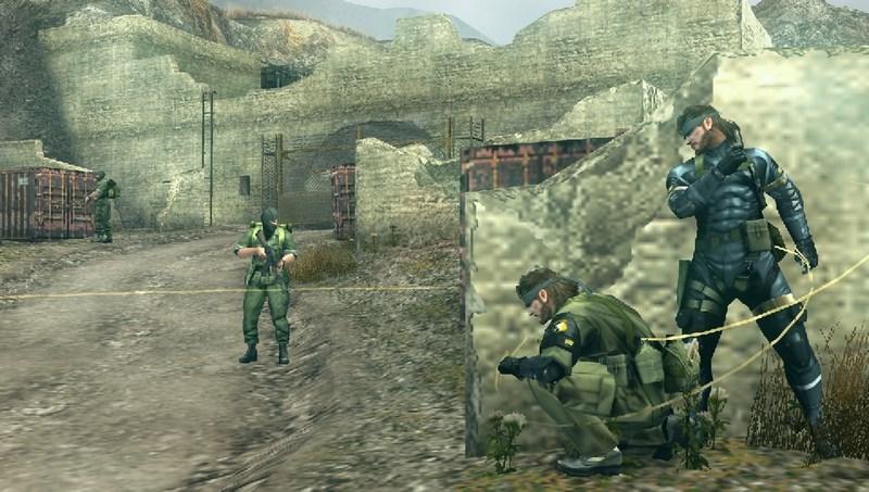 1. Metal Gear Solid: Peace Walker