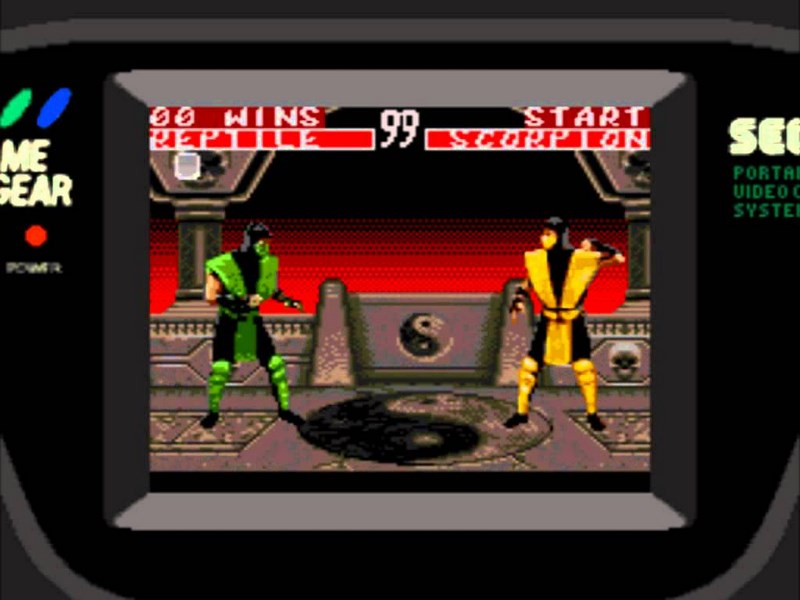 1. Mortal Kombat II
