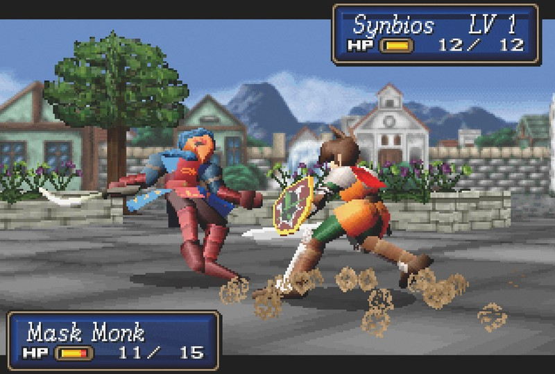 8. Shining Force III (Sega, 1997)