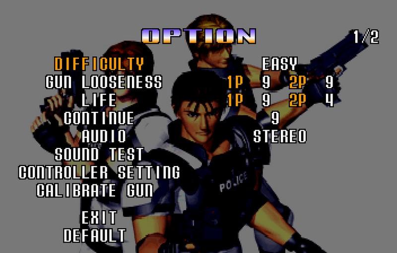 10. Virtua Cop 2 (Sega, 1995)