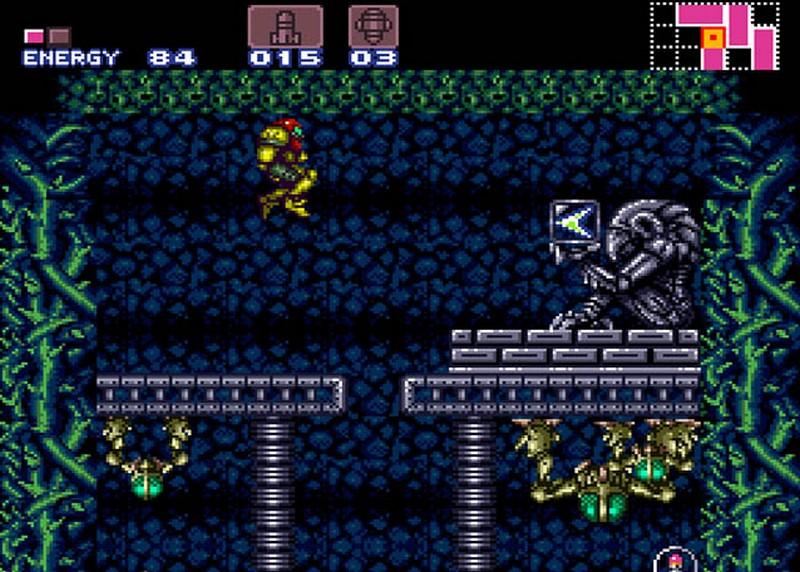 10. Super Metroid (1994)