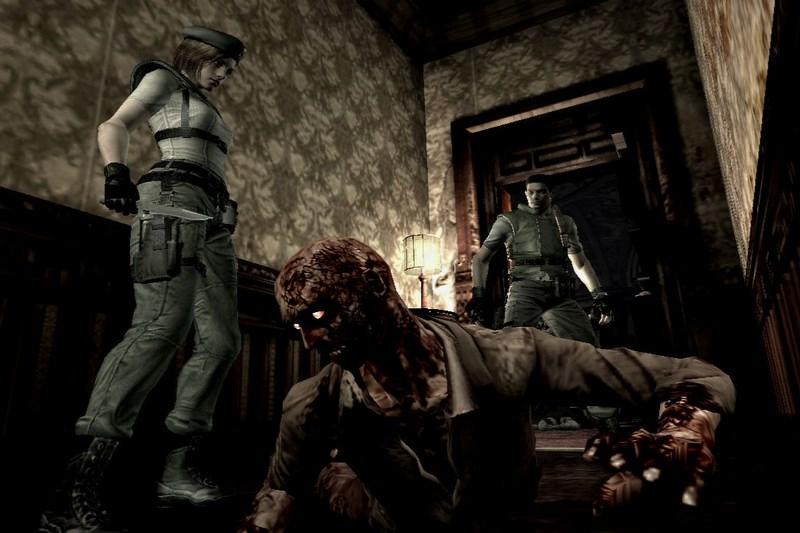 4. Resident Evil