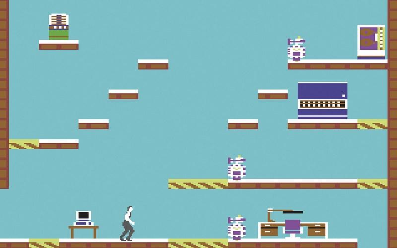 Impossible Mission - Commodore 64
