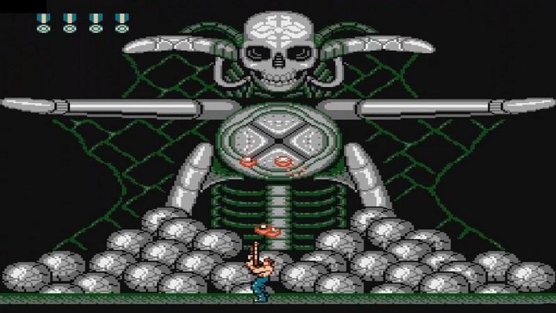 Super Contra - NES trucchi e codici