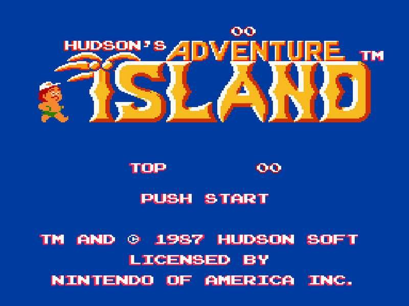 Adventure Island - NES