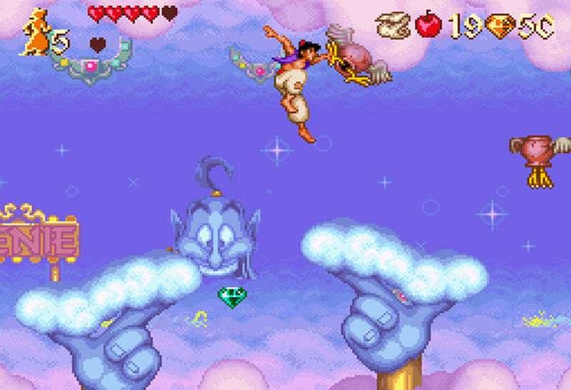 Aladdin - SNES