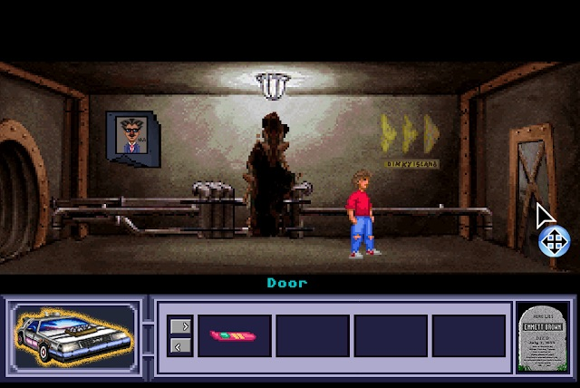 Back to the Future Part III: Timeline of Monkey Island