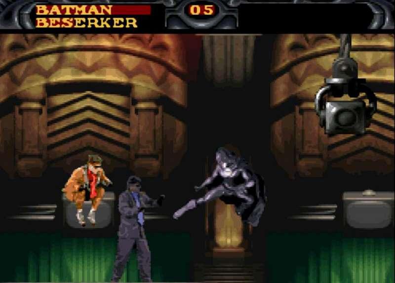 Batman Forever - SNES