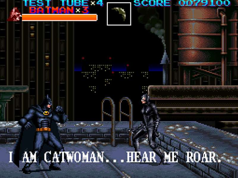 Batman Returns - SNES