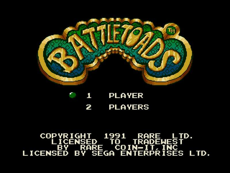 Battletoads - NES