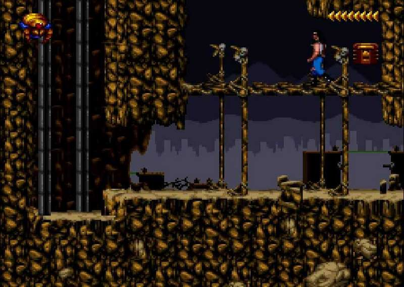 Blackthorne - SNES