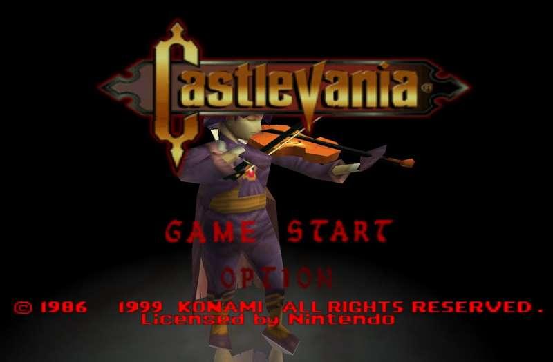 Castlevania - Nintendo 64