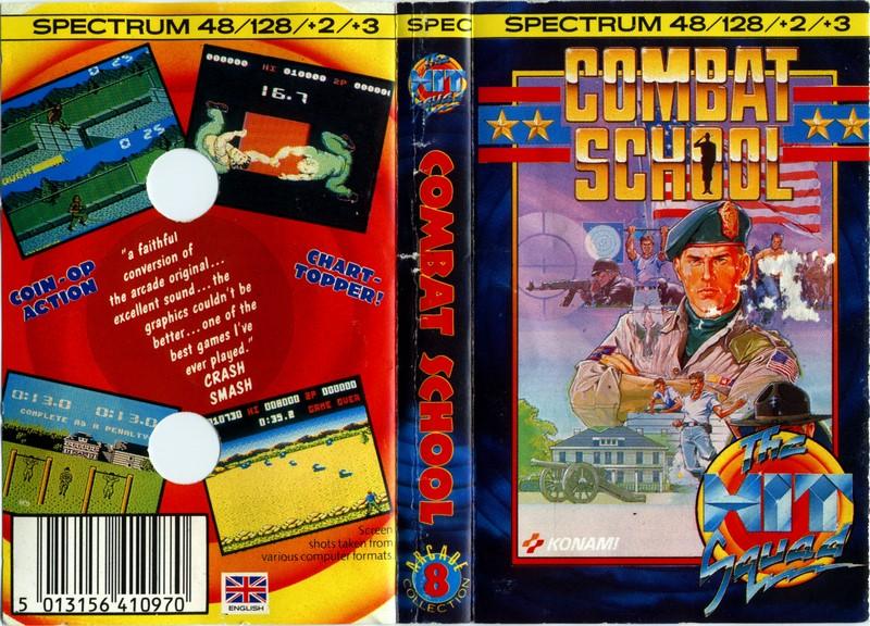 Combat School - Konami-Ocean (1987)