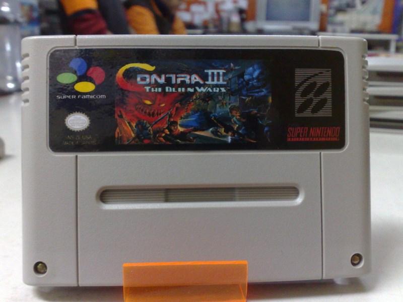 Contra III The Alien Wars - Konami