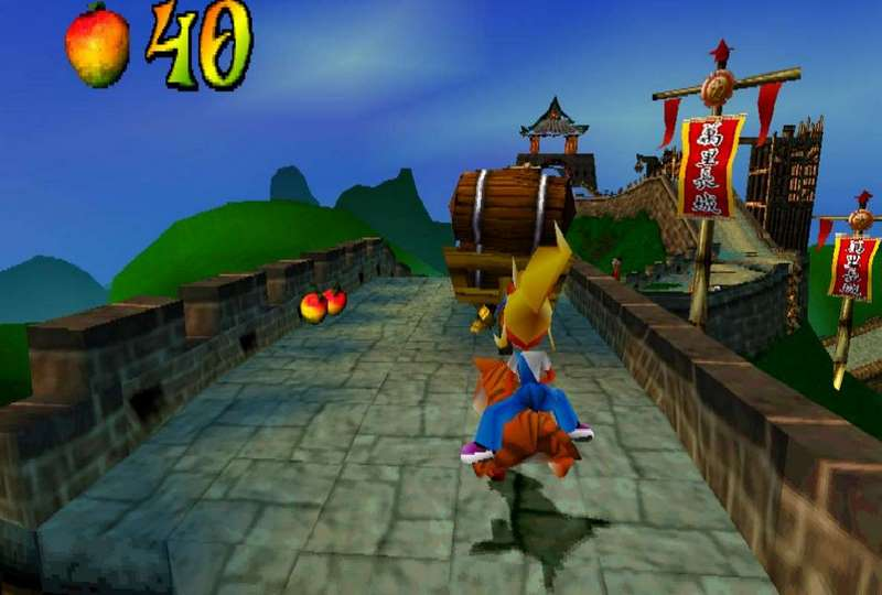 Crash Bandicoot 3 Warped - PS1