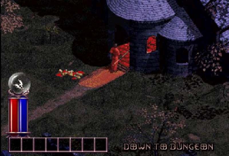 Diablo - Sony PSX