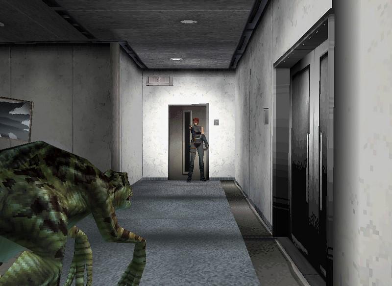 Dino Crisis - PS1