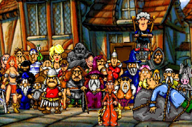 Discworld - PS1