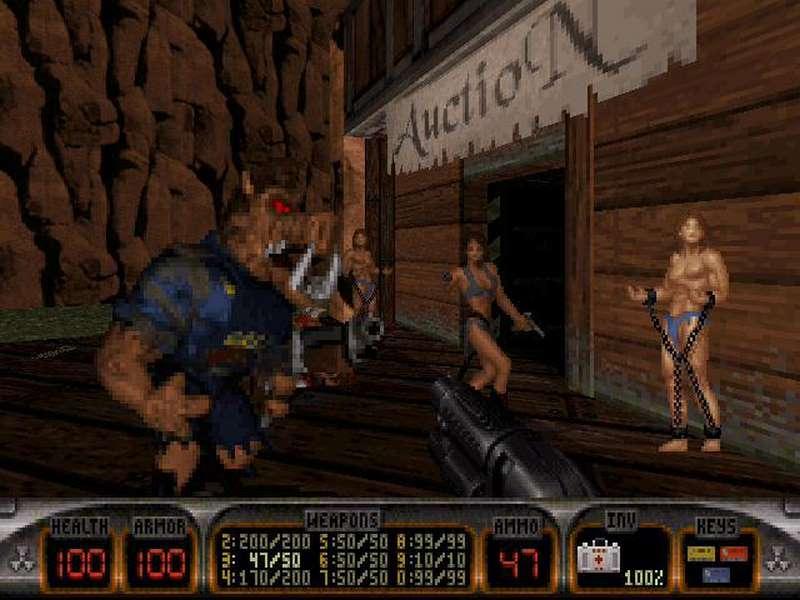 Duke Nukem 3D - PC
