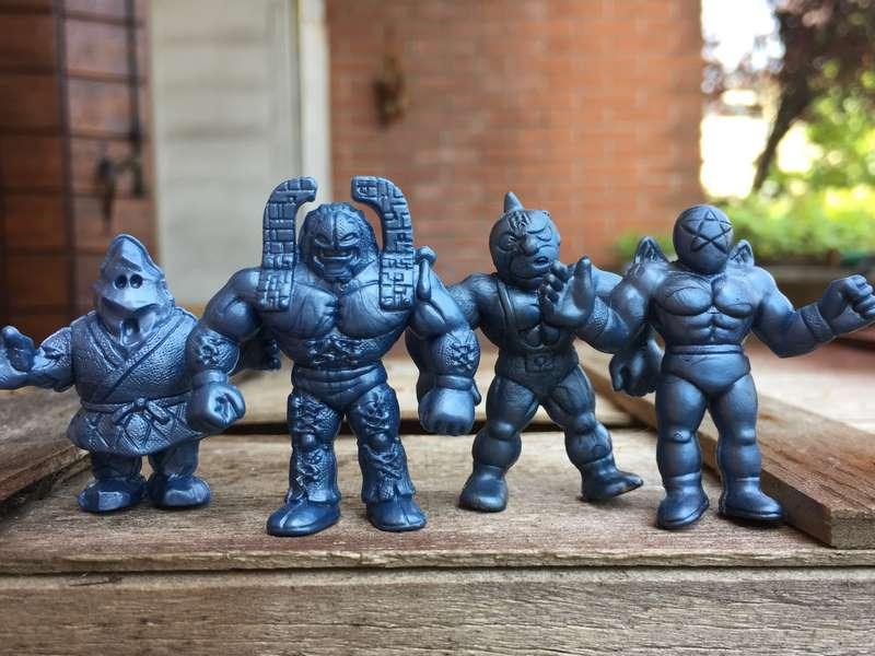 Exogini prima serie blu