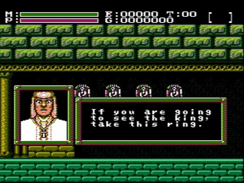 Faxanadu - NES